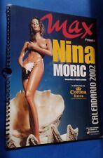 Calendario Max 2002 Nina Moric