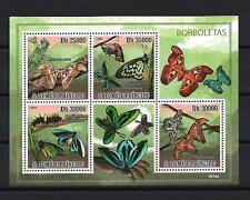 Saint Thomas et Prince 2009 papillons n° 3094 à 3097 neuf ** 1er choix