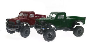 Sport Tetra K1 1/18 Scale Crawler RTR 4WD Off-road Vehicle 1802 Green/Maroon