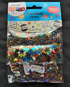 RETIREMENT PARTY TABLE CONFETTI sprinkles party table decorations TRIPLE PACK