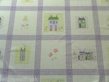 Zoffany per tende in tessuto Candy Cottage 4.6m Lilla/Bianco Design Per Bambini 460cm