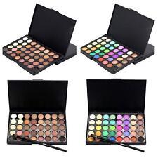 40 Colors Cosmetic Matte Eyeshadow Eye Shadow Makeup Palette Shimmer Set P2