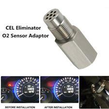 Car Oxygen O2 Sensor Spacer Catalytic Converter Check Engine Malfunction Light