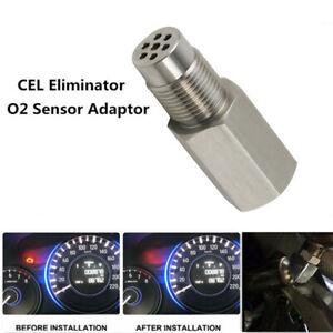 Catalytic Converter Cleaner O2 Sensor Check Engine Light Cel Eliminator Adapter