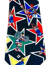 NEW!! All Star Sports Weight Lifting Soccer Boxing Basketball Necktie Neck Tie