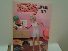 sally annual 1972
