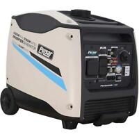 Pulsar 4500 Watt Portable Inverter Generator Electric Start w/ Remote Control