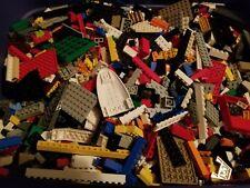 2 Pound Lot LEGO Bricks MIXED Parts Pieces Bulk lb BUY 4 get 1 POUND FREE!!
