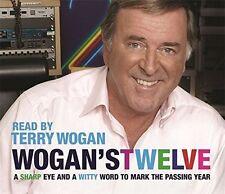 WOGAN'S TWELVE 3X CD AUDIO BOOK TERRY WOGAN
