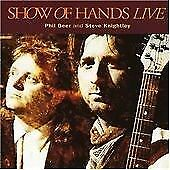 Live 92, Show Of Hands, Audio CD, New, FREE & FAST Delivery