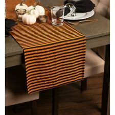 Momentum Brands Halloween Black Lace Tablecloth