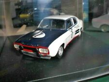 Trofeu 2313 - Ford Capri 2600 RS 6h Paul Ricard 1971 #1 - 1:43 Made in Portugal