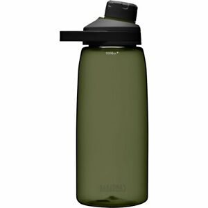 CamelBak Chute Mag 1 Litre Drink Water Bottle BPA Free Leak Proof - OLIVE
