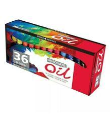 Daler Rowney Graduate Oil Colour - Set of 36