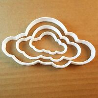 Cloud Sky Atmosphere Shape Cookie Cutter Dough Biscuit Pastry Fondant Sharp