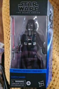 "Star Wars Black Series Darth Vader 6"" Figure"