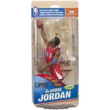 DeAndre Jordan McFarlane Series 29 Red Uniform Figure Toy NEW USA SHIPPER