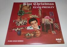 Elvis Presley Blue Christmas LP KNLI 7047 RCA Canada Pressing Stereo M-