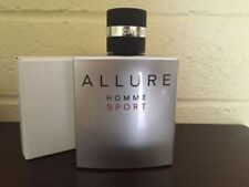 Chanel Allure Homme Sport 3.4oz/100ml Eau de Toilette - NEW authentic tester