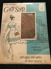 Gay Step Fine Seamed Vintage Hosiery Nip - Original Package 1962 - Gay Interest