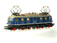 Roco 4141B H0 Dc Locomotive Électrique Br 118 014-8 De DB, Bleu, Très Bien