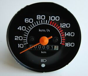 Speedometer 1982-85 Chevy 25047259 AC Delco Km/h Only No MPH Made for Export