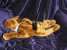 "EQUITY TOY 26"" Plush TALKING HUG ME SCOOBY Doo Dog Pillow Pal Laying Lg Animal"