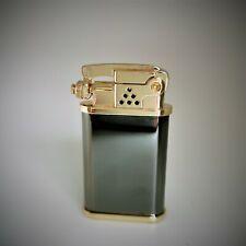 vintage retro Benzin Feuerzeug  lighter brevete briquete ZORRO 8