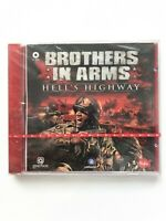 Brothers in Arms: Hell's Highway PC Russian Cover Jewel Case Brand New Sealed