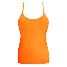 T-shirts et débardeurs orange pour fille de 5 à 6 ans