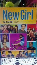 New Girl Season 1 & 2 Region 2, 6 Disc Set
