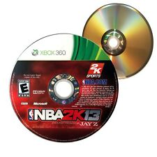 (Nearly New) NBA 2K13 2K Games Microsoft Xbox 360 Video Game - XclusiveDealz