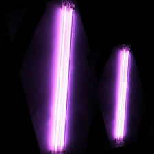 "Car Purple Underbody Neon Kit Lights CCFL Cold Cathode PC Bright 6"" + 12"""