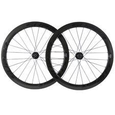 Disc Brake 50mm Road Wheels 6 Bolt /Center Lock 25mm Width U-Shape Wheelset