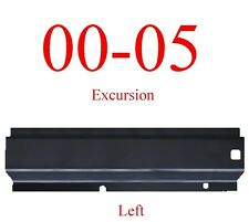 00 05 Excursion Left Rear Rocker Panel, Ford, Assembly, 1987-109