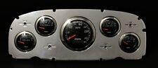 1959 Ford Car GPS Gauge Cluster Black