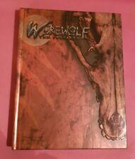 Hombre Lobo los renegados Core libro World of Darkness White Wolf WOD RPG Juego de Rol