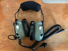 David Clark H10-66 Aviation Headset [New - Never Worn/Never Used]
