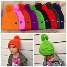Toddlers Knit Beanie Girl Boy Infant Kid Children Hat Kids Beanies Hats Caps Fun