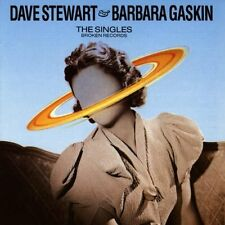 DAVE STEWART & BARBARA GASKIN - The Singles - CD - It's My Party etc