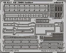 Eduard 1/48 Eurofighter ef-2000 Typhoon Ladder for Italeri/Revell # 48657