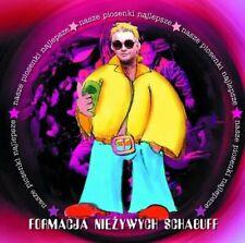 Formacja Nieżywych Schabuff Nasze najlepsze piosenki Audio CD new & sealed