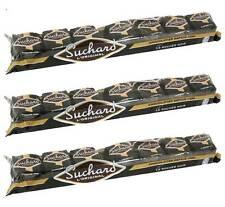 3 x chocolate negro roca x 7 SUCHARD 7 personnes 245 gr