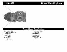 Premium Brake Shoes-Preferred fits 1991-2002 Saturn SL2 SC2 SW2  CENTRIC PARTS