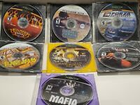 Lot of 7 Original Xbox Games - Discs only VG Condition