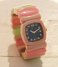 "TWT Designer Watch - WATERMELON - Small 5 1/2"" (Exclusive!)"