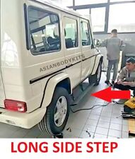 Mercedes Benz G class G63 G550 LONG SIDE STEP ELECTRIC Deployable running boards