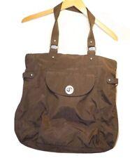 Baggallini Brown Tote Bag Travel Purse Carry On Bag Handbag Satchel carry on