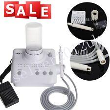 Portable Dental Ultrasonic Piezo Scaler EMS/WOODPECKER Handpiece Water Bottke E1