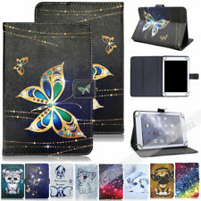"For Samsung Galaxy Tab 4 7.0"" SM-T230NU T230 7 INCH Universal Leather Case Cover"